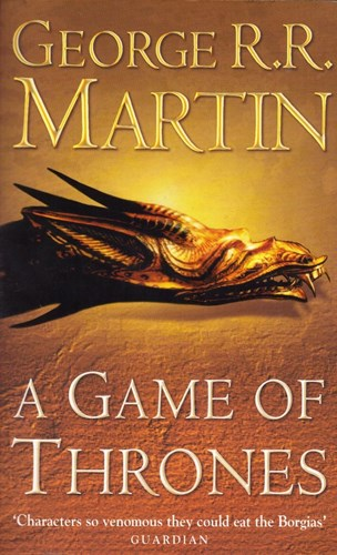 Game of Thrones (from A Song of Ice and Fire)