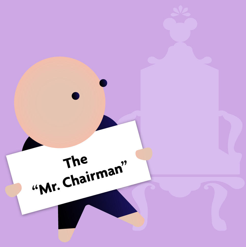 The Mr Chairman